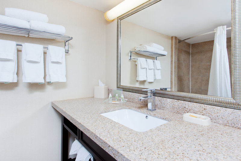 Holiday Inn Dover-Downtown-Standard Guest Bathroom<br/>Image from Leonardo