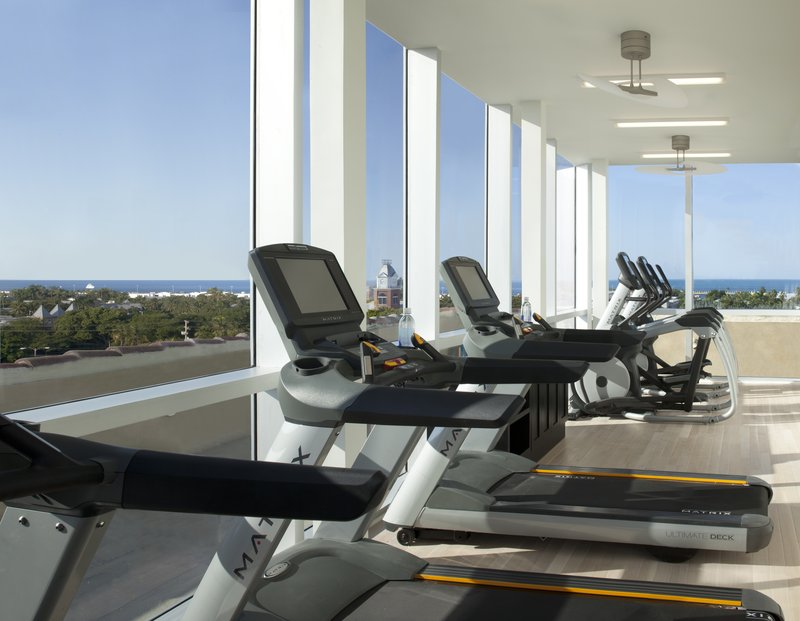 La Concha Hotel and Spa-Top Spa Fitness Facility<br/>Image from Leonardo