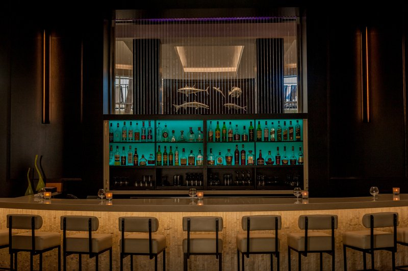 La Concha Hotel and Spa-Lobby Bar<br/>Image from Leonardo