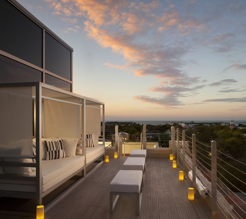 La Concha Hotel and Spa-Top Spa Rooftop<br/>Image from Leonardo