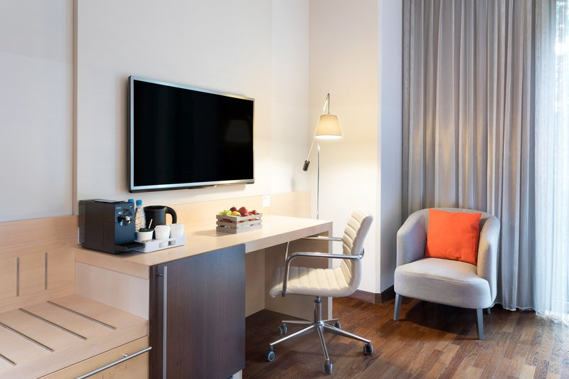 Four Points by Sheraton Ljubljana Mons-Superior Guest Room - Amenities<br/>Image from Leonardo