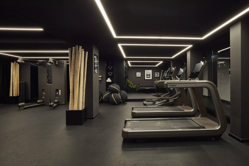 Autograph Collection Roomers Munich-Fitness Room<br/>Image from Leonardo