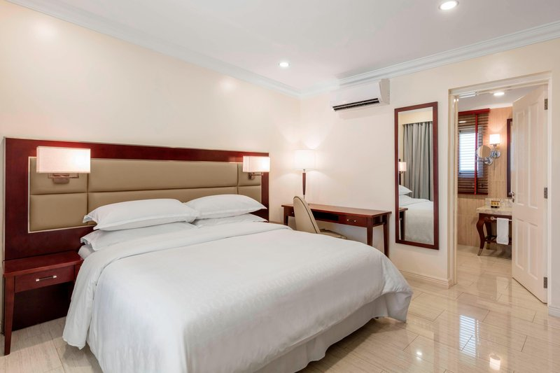 Saletoga Sands Resorts-King Superior Guest Room<br/>Image from Leonardo