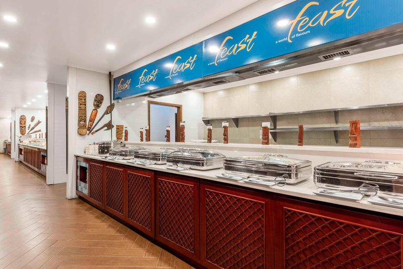 Saletoga Sands Resorts-Feast Restaurant<br/>Image from Leonardo
