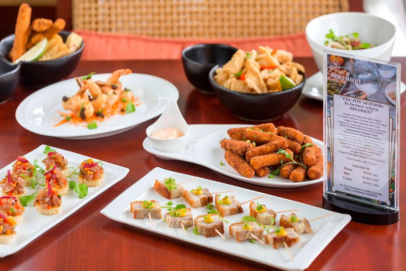 Seabreeze Resort-Feast Restaurant - Shared Lunch Menu<br/>Image from Leonardo