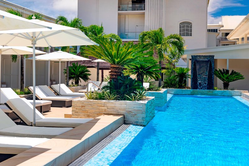 Sheraton Samoa Aggie Grey's Hotel & Bungalows-Pool<br/>Image from Leonardo