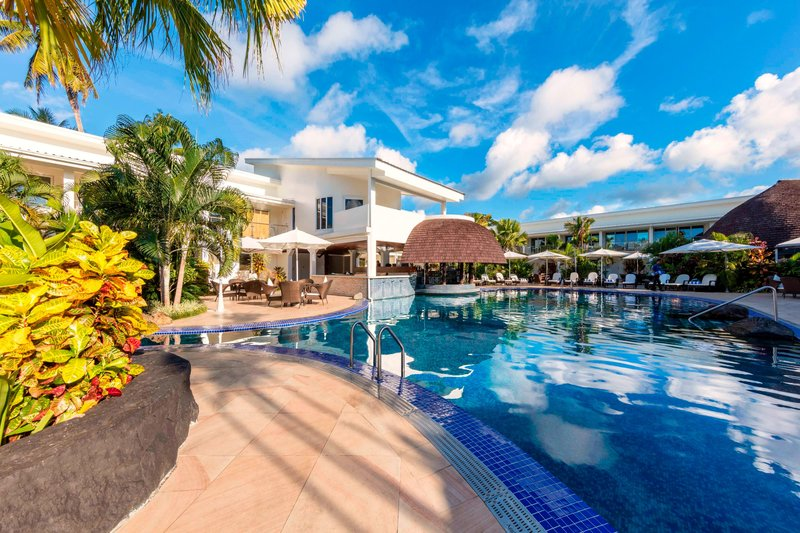Sheraton Samoa Aggie Grey's Hotel & Bungalows-Swimming Pool<br/>Image from Leonardo