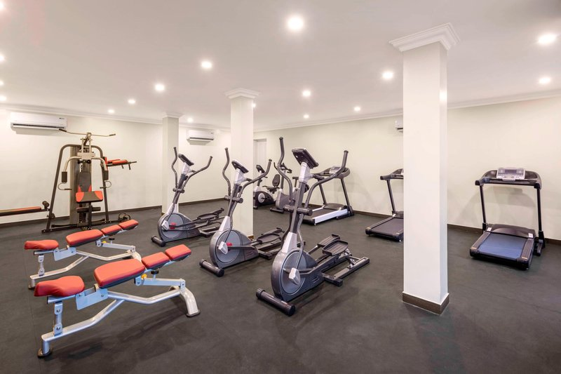 Sheraton Samoa Aggie Grey's Hotel & Bungalows-Fitness Center<br/>Image from Leonardo