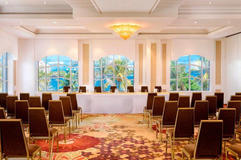Sheraton Samoa Aggie Grey's Hotel & Bungalows-Harbour View Meeting Room<br/>Image from Leonardo