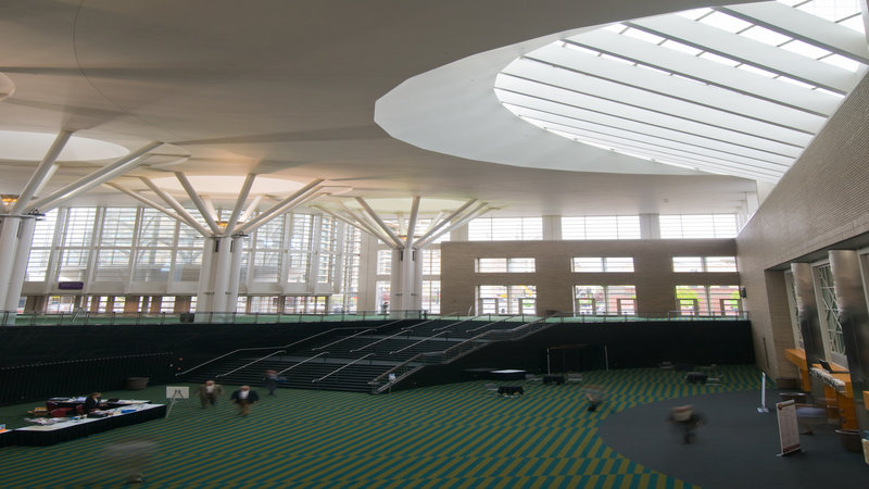 Holiday Inn Express & Suites Salt Lake City - Airport East-Salt Palace Event Center 5 miles from hotel<br/>Image from Leonardo