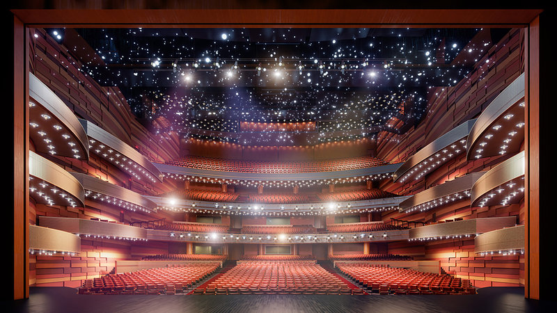 Holiday Inn Express & Suites Salt Lake City - Airport East-Eccles Theater 5 miles from hotel to downtown<br/>Image from Leonardo