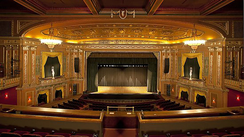 Holiday Inn Express & Suites Salt Lake City - Airport East-Capitol Theatre in Salt Lake City 5 miles from hotel<br/>Image from Leonardo