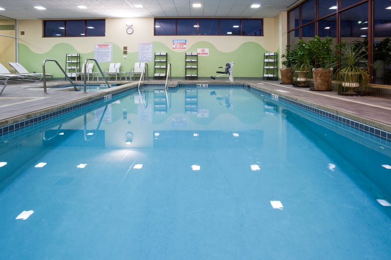 Crowne Plaza Milwaukee West-Swimming Pool Hours 9am-11pm - Crowne Plaza Milwaukee West<br/>Image from Leonardo