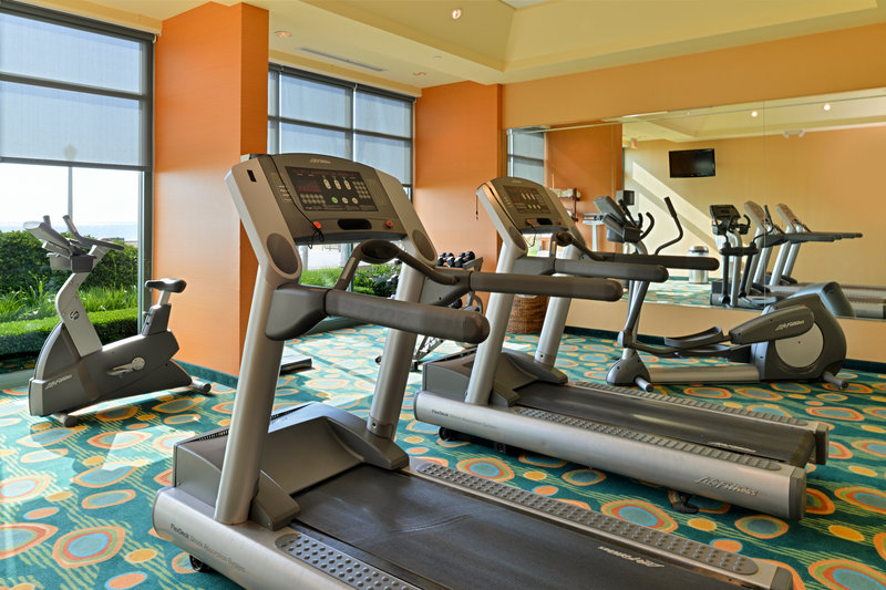 Holiday Inn Express And Suites Virginia Beach Oceanfront-Fitness Center<br/>Image from Leonardo