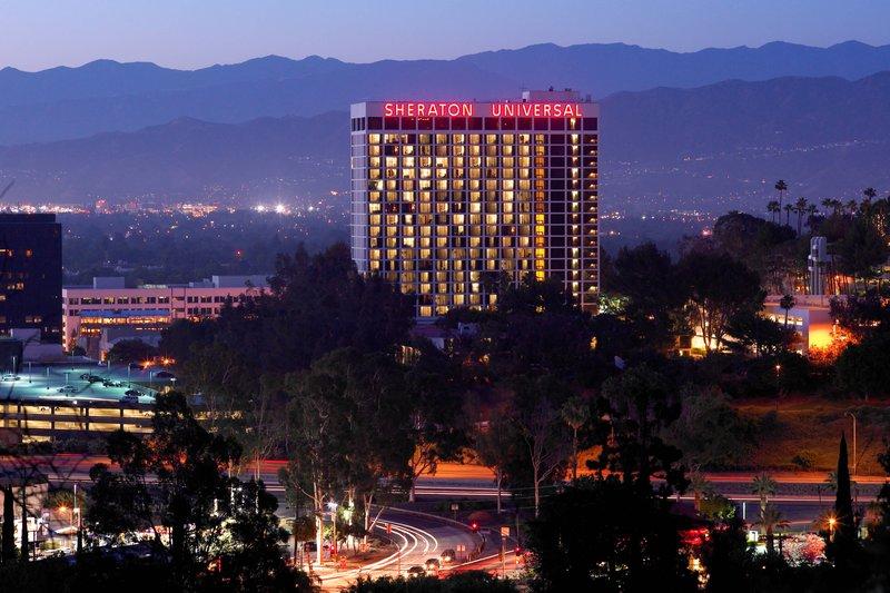 Sheraton Universal Hotel-Exterior<br/>Image from Leonardo