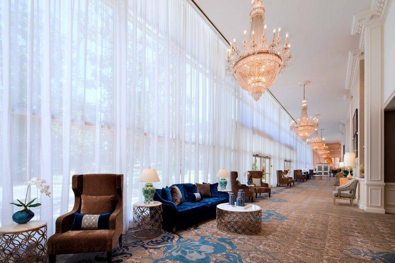 Sheraton Universal Hotel-Great Hall<br/>Image from Leonardo
