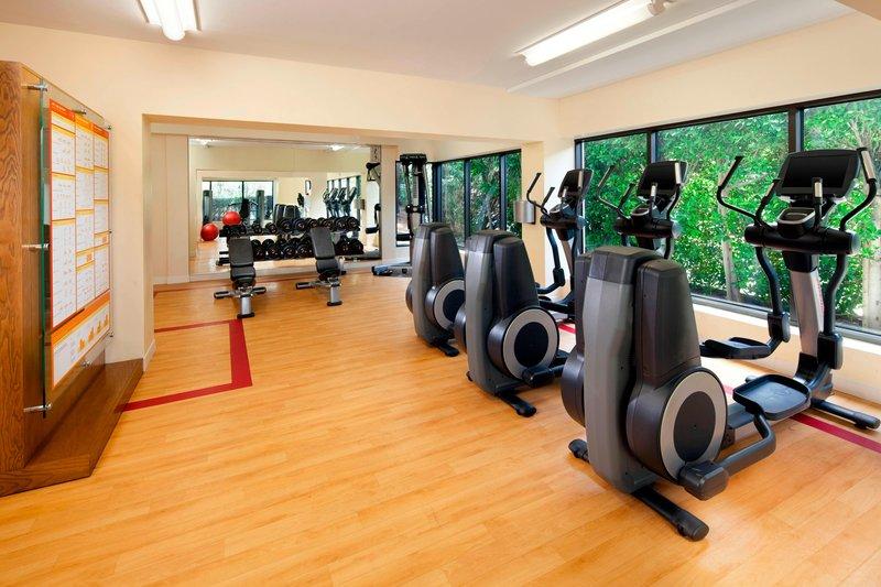 Sheraton Universal Hotel-Fitness Center<br/>Image from Leonardo