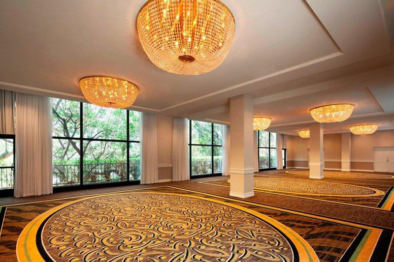 Sheraton Universal Hotel-Terrace Meeting Rooms<br/>Image from Leonardo