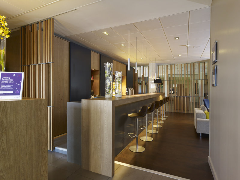 Holiday Inn Express Toulouse Airport-Beverage Selection<br/>Image from Leonardo