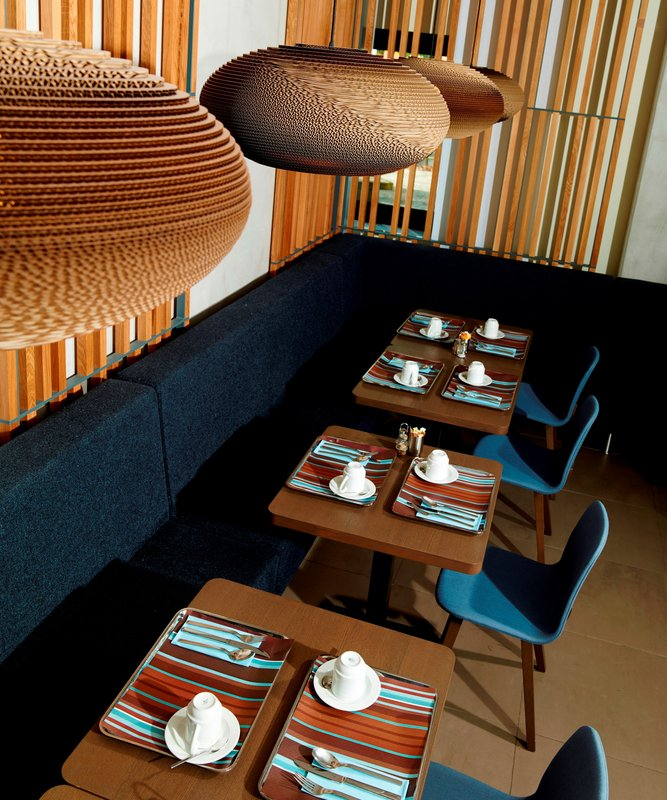 Holiday Inn Express Toulouse Airport-Breakfast Area<br/>Image from Leonardo