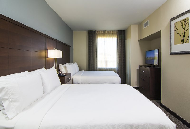 Staybridge Suites Carlsbad - San Diego-Two Bed Room Queen Suite with two TV's and Full Kitchen<br/>Image from Leonardo