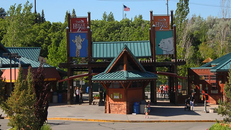 Holiday Inn Express & Suites Salt Lake City - Airport East-Hogle Zoo 8 miles from hotel<br/>Image from Leonardo