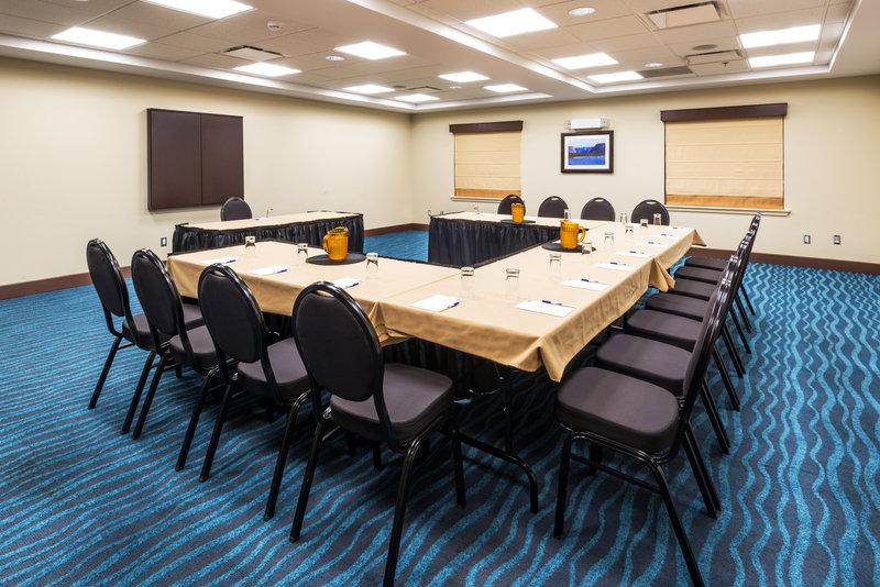 Holiday Inn Express Deer Lake-Meeting Room U-Shape<br/>Image from Leonardo
