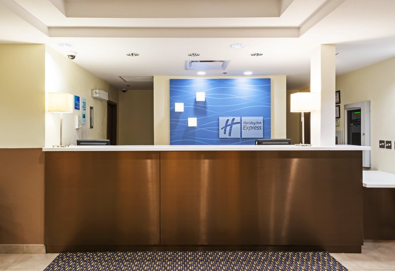 Holiday Inn Express Deer Lake-24-hour Front Desk<br/>Image from Leonardo
