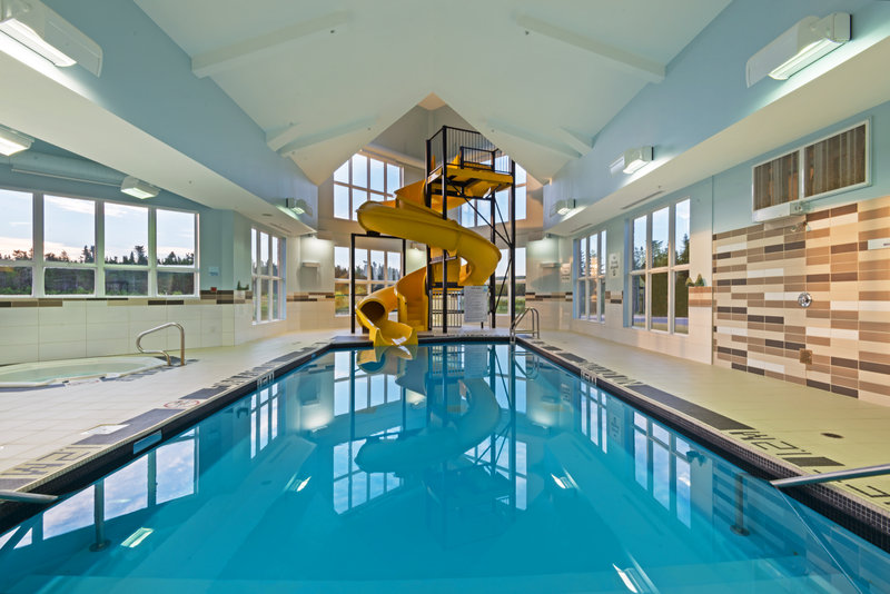 Holiday Inn Express Deer Lake-Enjoy our Indoor Pool from 5:30 am to 11:00 pm<br/>Image from Leonardo