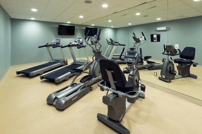 Holiday Inn Express Deer Lake-Fitness Center Open 24 Hours<br/>Image from Leonardo