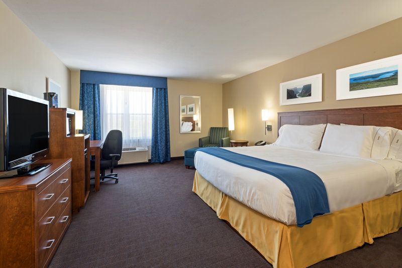 Holiday Inn Express Deer Lake-All Guestrooms Offer Free High Speed Internet Access<br/>Image from Leonardo