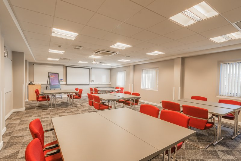 Holiday Inn Express Kettering-Rockingham Suite Classroom Style<br/>Image from Leonardo