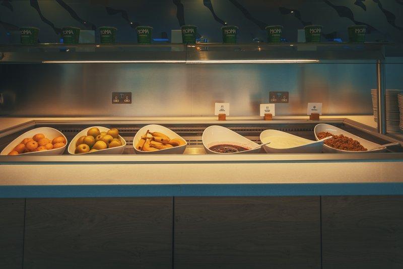 Holiday Inn Express Kettering-Fresh Fruit and Yoghurt<br/>Image from Leonardo