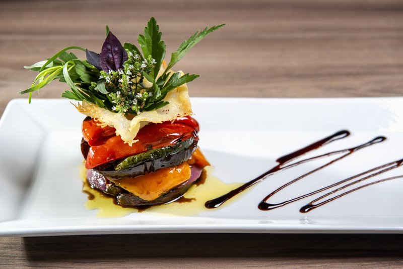 Delta Hotels by Marriott St John's Conference Centre-The Pinnacle - Grilled Vegetable Salad<br/>Image from Leonardo