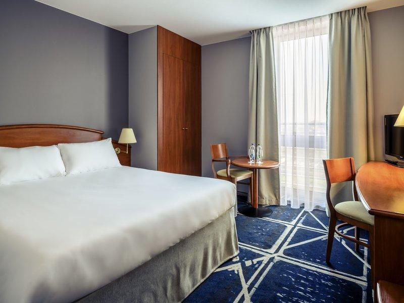 Hotel Mercure Poznan Centrum-Guest Room<br/>Image from Leonardo