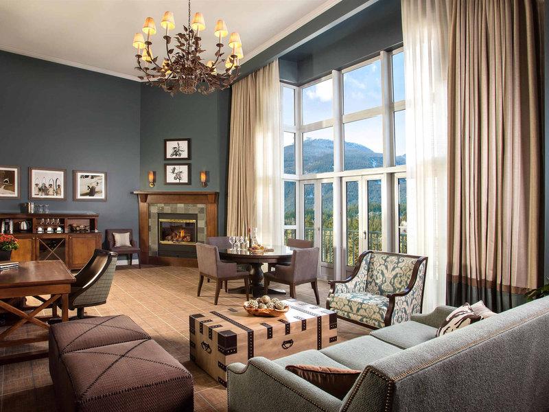 Fairmont Chateau Whistler-Suite<br/>Image from Leonardo