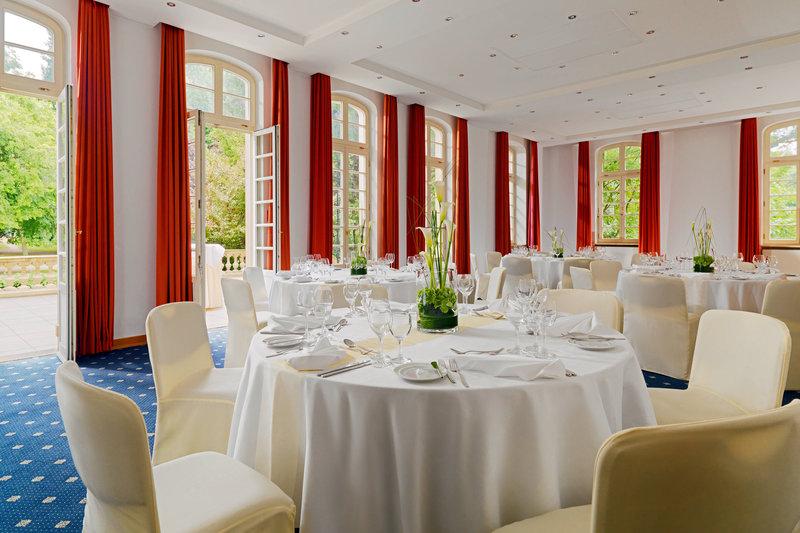 Sheraton Offenbach-Bettina Brentano - Wedding Set up<br/>Image from Leonardo