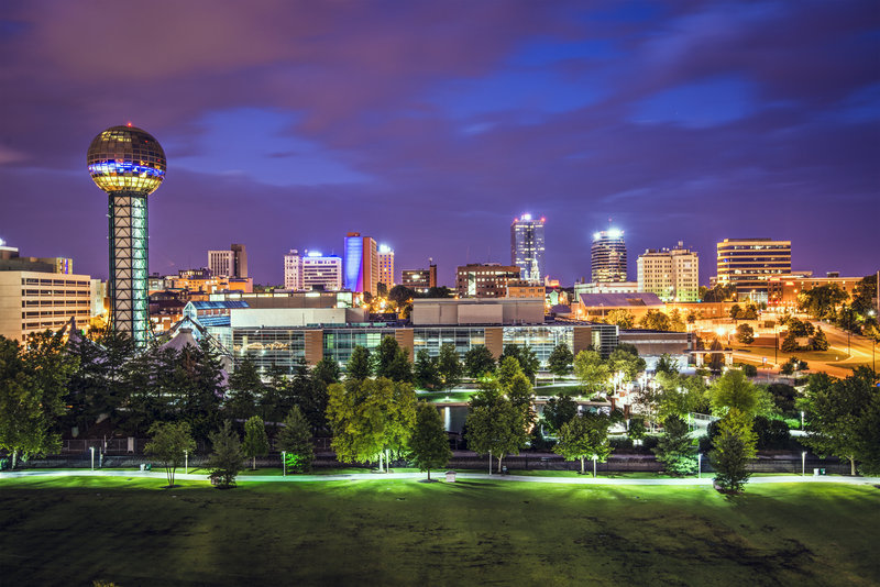 Crowne Plaza Knoxville Downtown University-Explore everything there is to do in Downtown Knoxville.<br/>Image from Leonardo