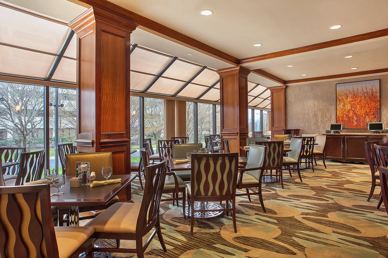 Crowne Plaza Knoxville Downtown University-Guests can enjoy our full service on-site Restaurant.<br/>Image from Leonardo