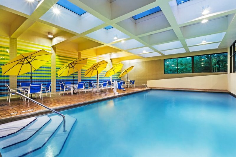 Crowne Plaza Knoxville Downtown University-Hotel guests can relax all year long in our indoor swimming pool<br/>Image from Leonardo