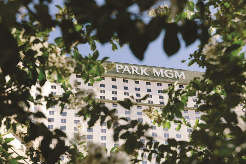Park MGM Las Vegas - Park MGM Exterior <br/>Image from Leonardo