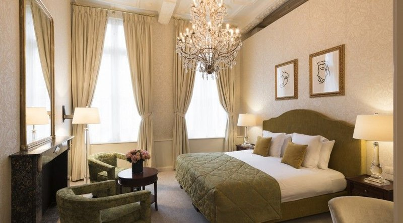 HOTEL DUKES PALACE BRUGES-HERITAGE JUNIOR SUITE<br/>Image from Leonardo