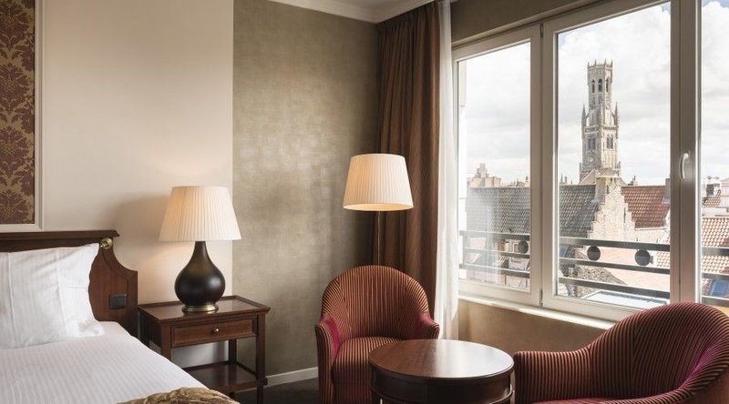 Hotel Dukes Palace Bruges (ex. Kempinski Hotel Dukes Palace)-SUPERIOR CITY VIEW<br/>Image from Leonardo