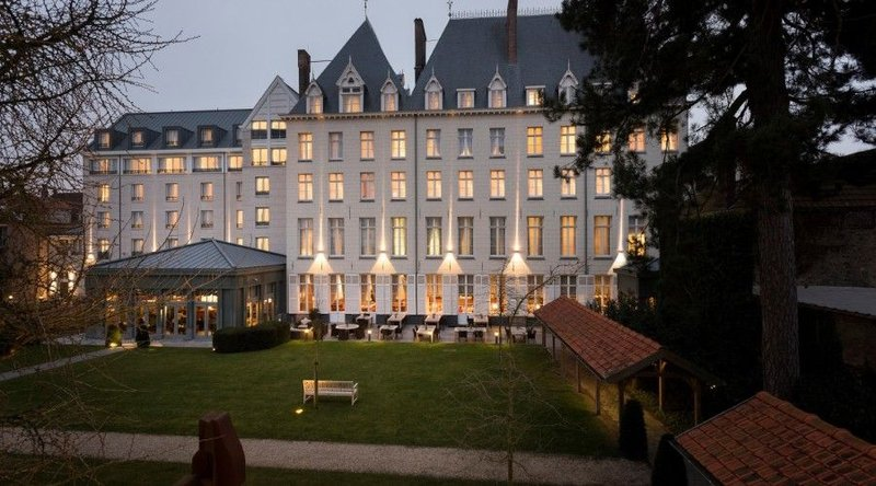 Hotel Dukes Palace Bruges (ex. Kempinski Hotel Dukes Palace)-GARDEN SUITE WITH PRIVATE TERR<br/>Image from Leonardo