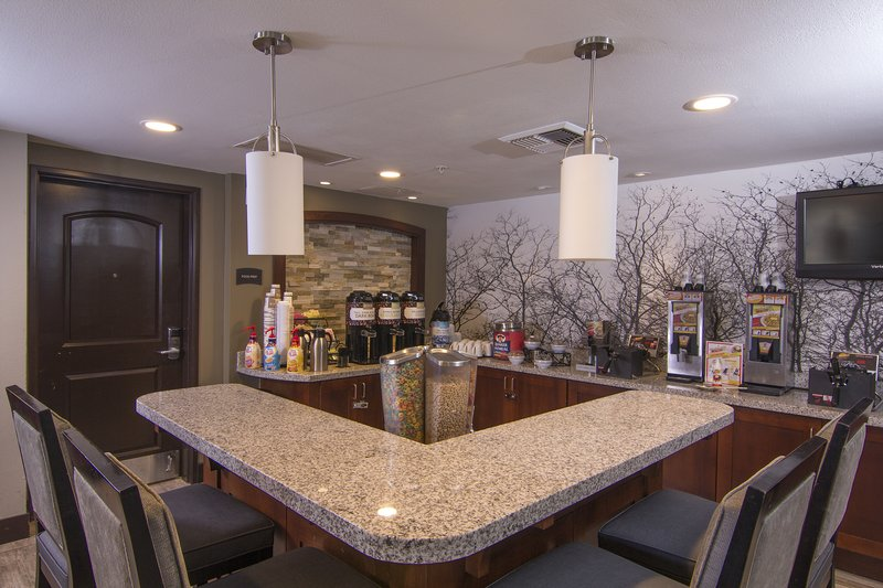 Staybridge Suites Carlsbad - San Diego-Complimentary Breakfast. Coffee, Cereals, delicious waffles.<br/>Image from Leonardo