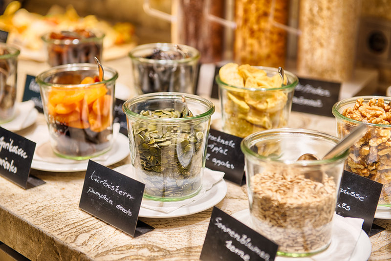 Hotel Indigo Berlin Centre Alexanderplatz-Healthy options from our Breakfast buffet<br/>Image from Leonardo