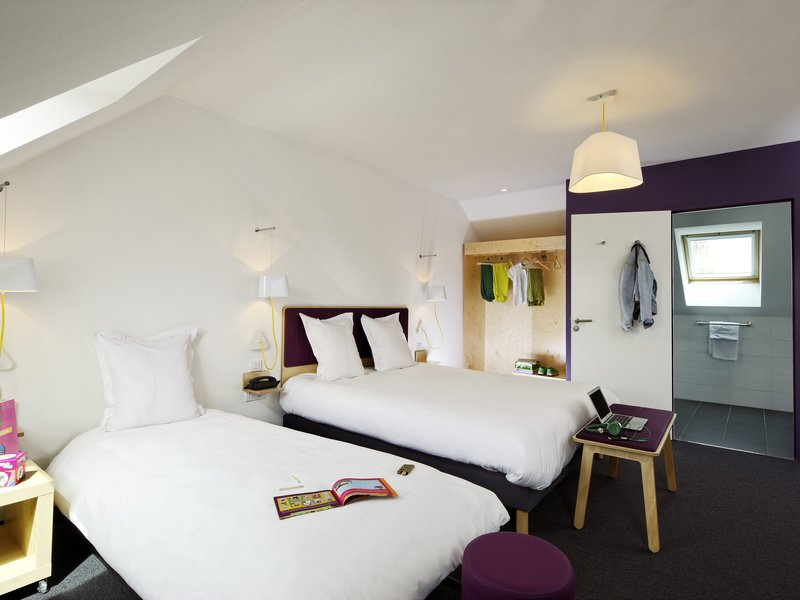 Ibis Styles Calais Centre-Guest Room<br/>Image from Leonardo
