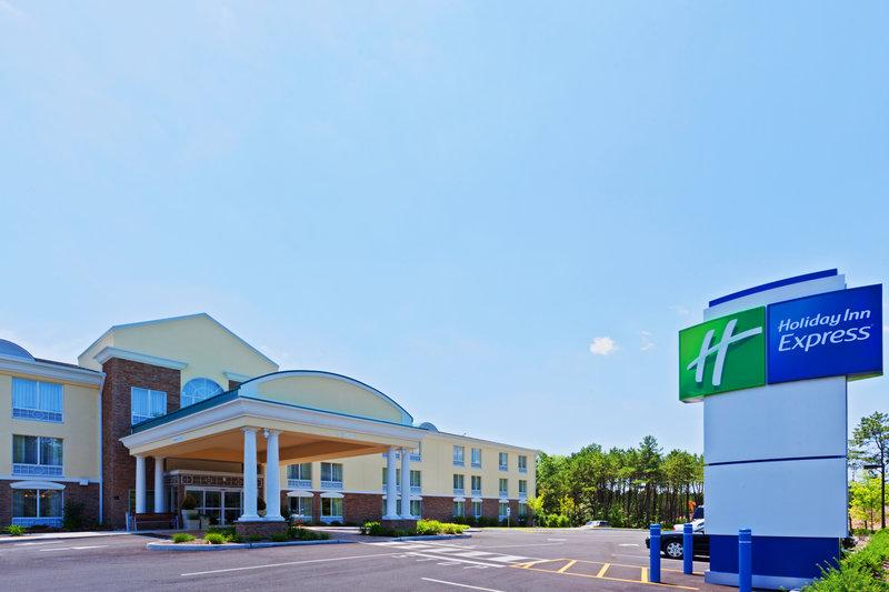 Holiday Inn Express Neptune-Hotel Exterior<br/>Image from Leonardo