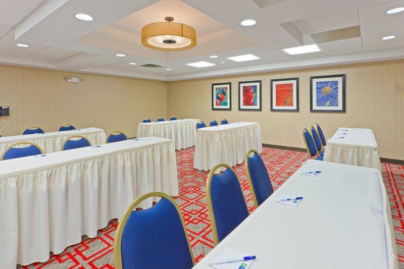 Holiday Inn Express Neptune-Meeting Room<br/>Image from Leonardo