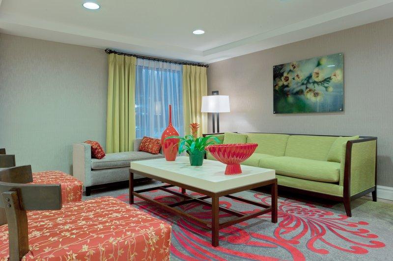 Holiday Inn Express Neptune-Hotel Lobby<br/>Image from Leonardo